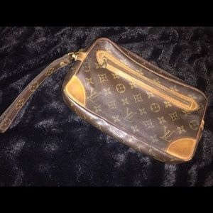 Louis Vuitton Marly Dragonne Gm Authentic
